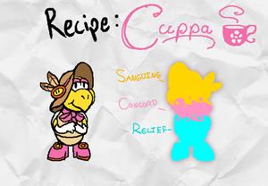 Recipe-cuppa