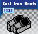 Cast Iron Boots
