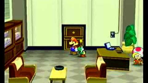 TTYD Chapter 3 Office Door Glitch