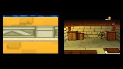 Paper Mario Train Skip