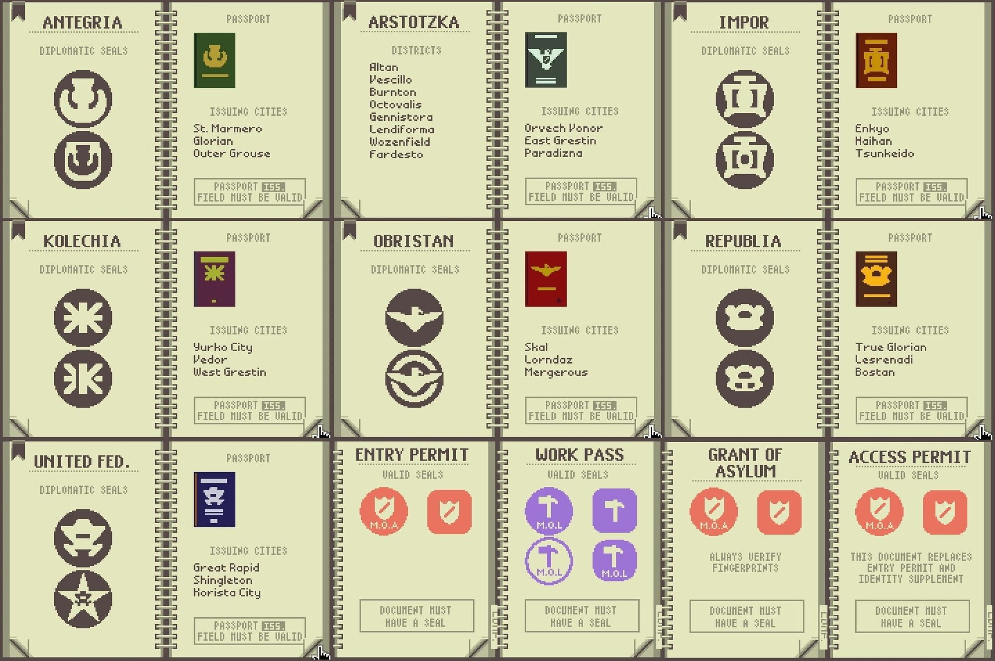 how to get papers please