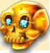 Amber-Skull