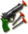 Gun with Suction Cups