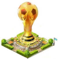 Great Goalscorer Monument