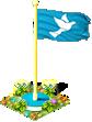 Flag peace