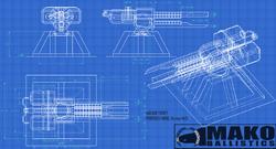 Syndicate RailGun Design