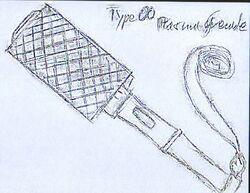 Type 00 Grenade