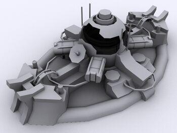 AKoC Antimatter Generator