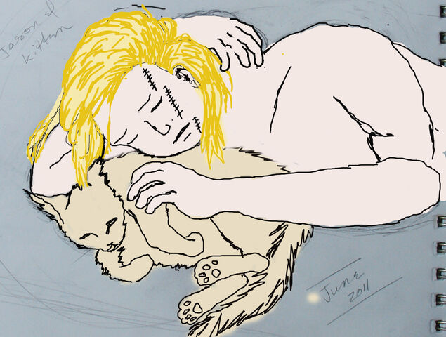 File:Badly colored jason and kitten by jadis.jpg