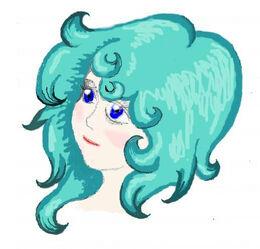 EMily icon colored from DA