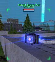 Shield Drone Pet