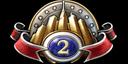 Badge anniversary 2