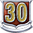 V badge Level30Badge
