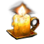 Salvage Candle