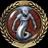 V badge SnakeBadge