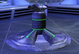 Rikti plasma turret