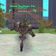 Shield Oscillator Pet