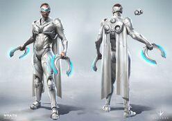 Wraith Concept Art
