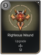 Righteous Wound