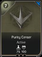 Purity Censer