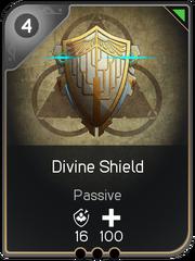 Divine Shield card