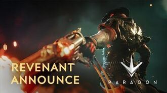 Paragon - Revenant Announce (Available April 25)