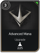 Advanced Mana