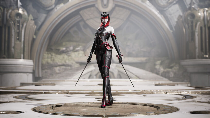 Countess Default skin