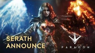Paragon - Serath Announce (Available January 10)