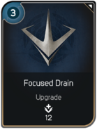 Focused Drain