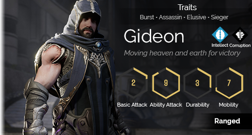 Gideon hover