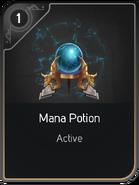 Mana Potion