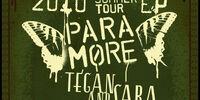 2010 Summer Tour EP