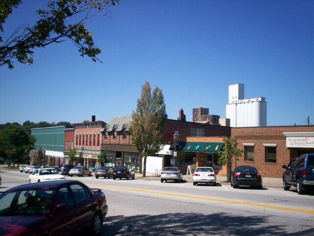 File:Downtown Kent Ohio 1.jpg