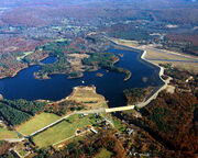 USACE Mansfield Hollow Lake