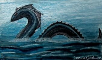 Lake Erie Monster by KiwiRose