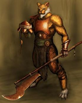 File:Polls Werecat warrior by IgnusDei thumb 5944 557174 answer 3 xlarge.jpg