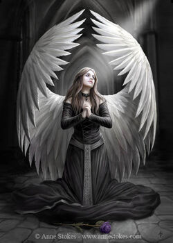1AAAPrayer for the Fallen by Anne Stokes