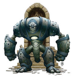 EpicMonsters(G-W).Mithral Golem