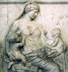 Gaia greek goddess-282x300