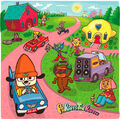 PaRappa The Rapper anime poster.jpg