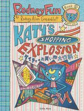 Katy's Shopping Explosion cover