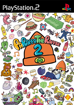 File:PaRappa the Rapper 2 Coverart.png