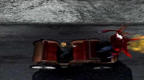 Parasite Eve PS1 Boss 5