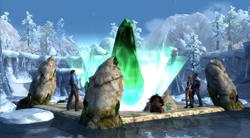 Kleemann activates the obelisk