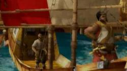 Miyagi on boat cropped