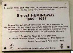 Plq Hemingway Lemoine.jpg