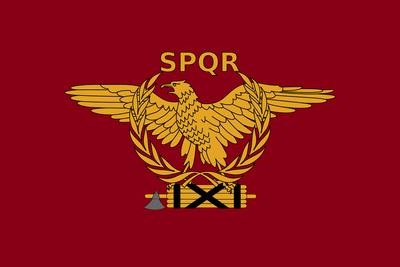 SPQR banner