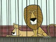Dexter's Lab Lion