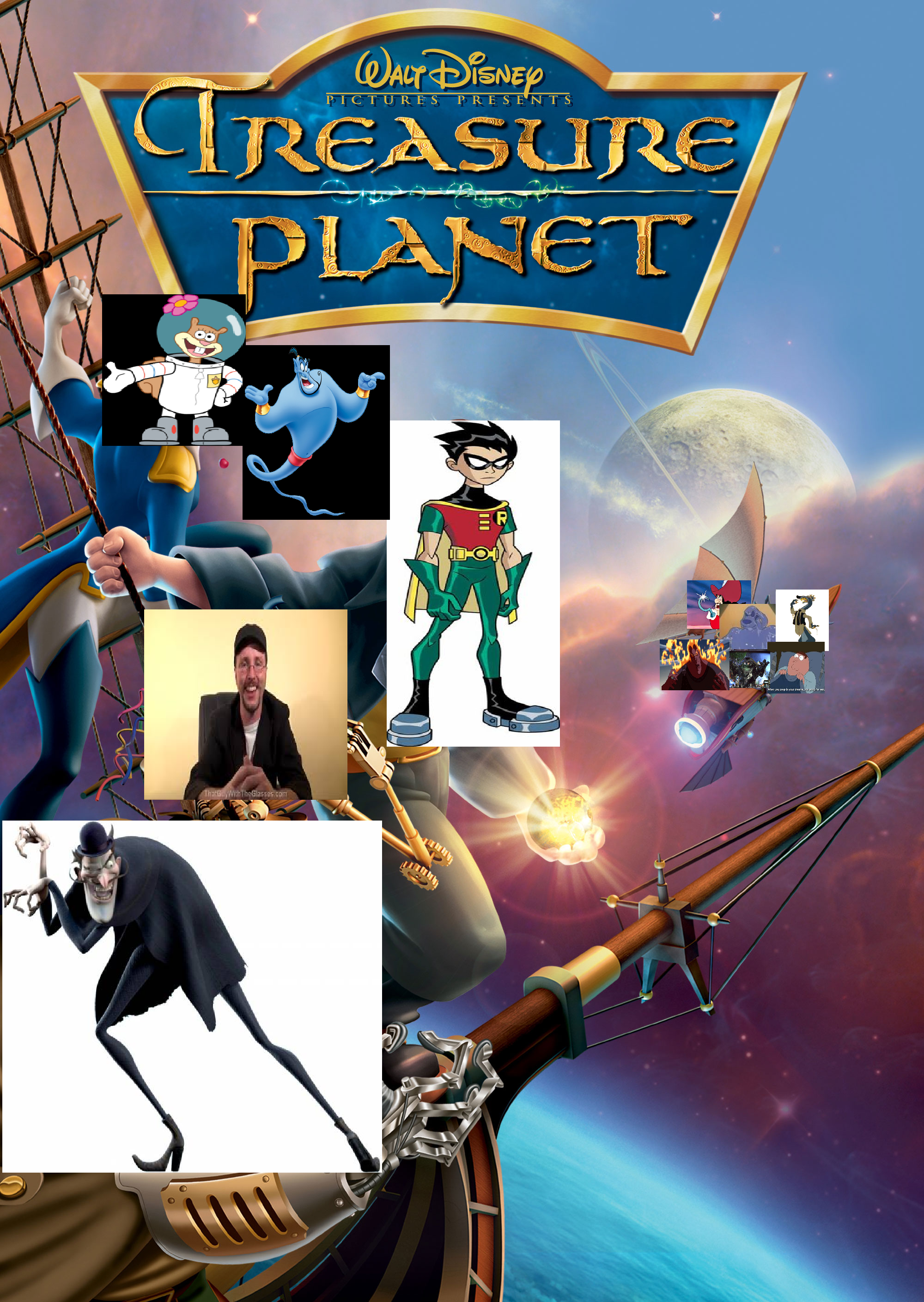 Treasure Planet (Nate56mate Version) | The Parody Wiki ...